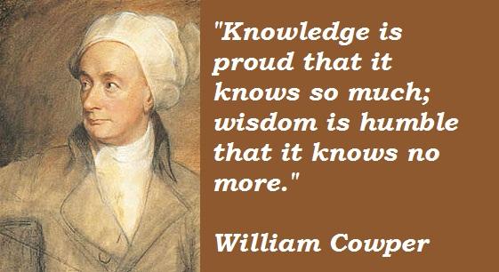 William Cowper's quote #5