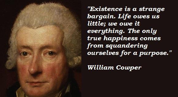 William Cowper's quote #4