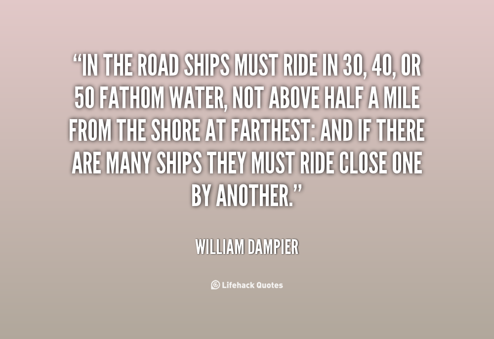 William Dampier's quote #2