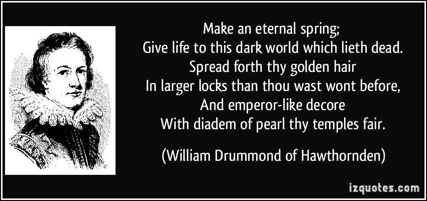 William Drummond's quote #3