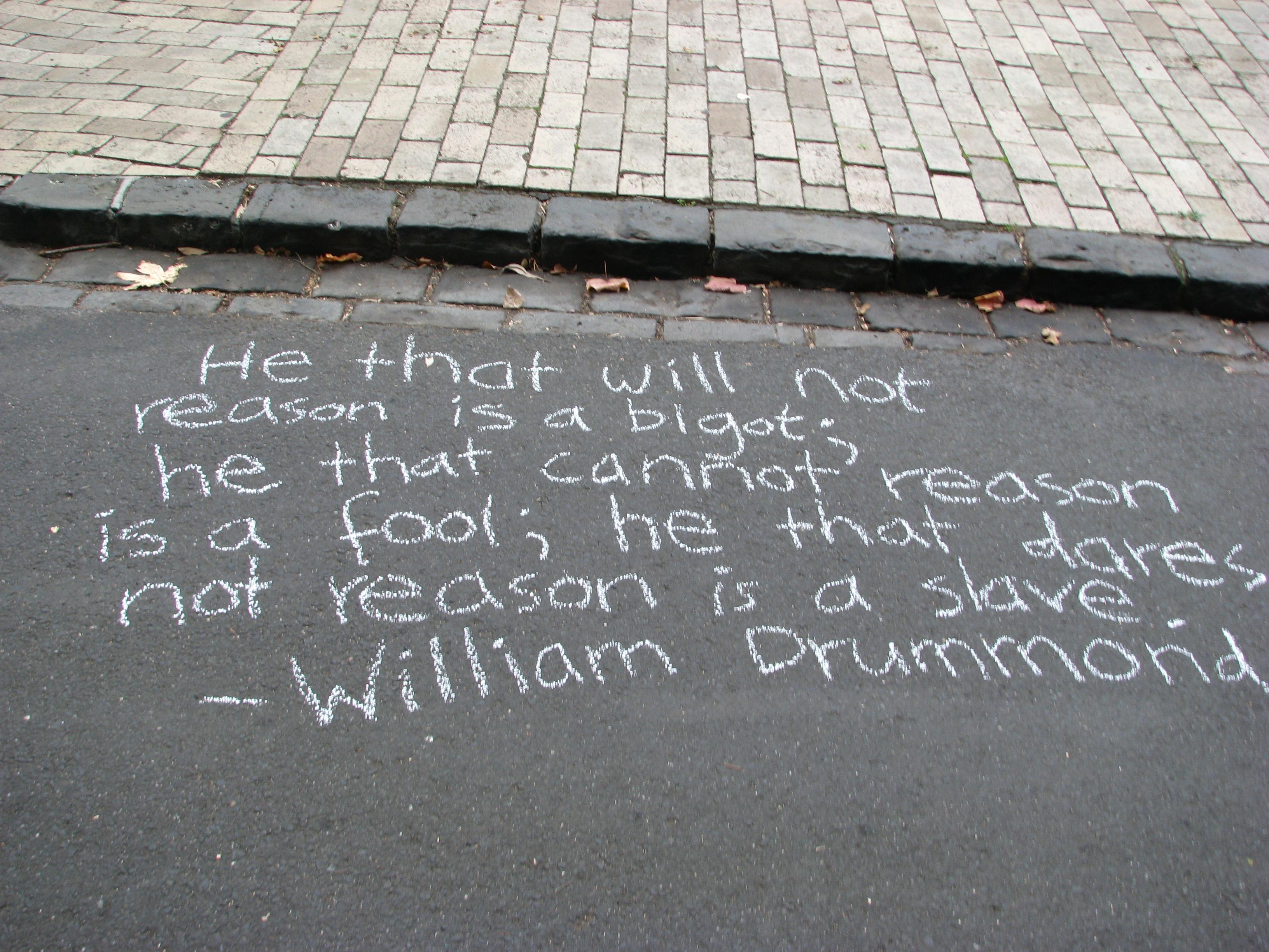 William Drummond's quote #4