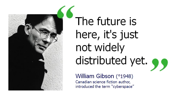 William Gibson's quote #7