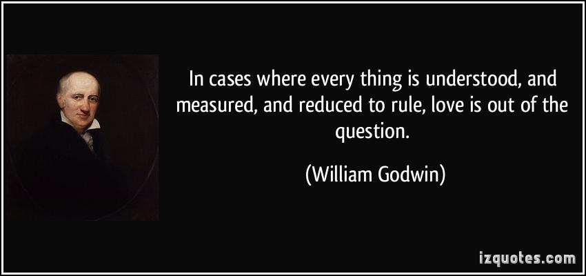 William Godwin's quote #2