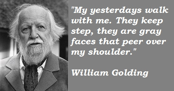 William Golding's quote #5