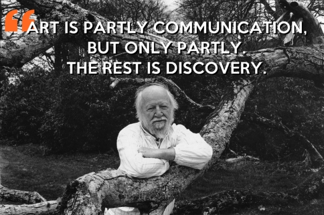 William Golding's quote #6