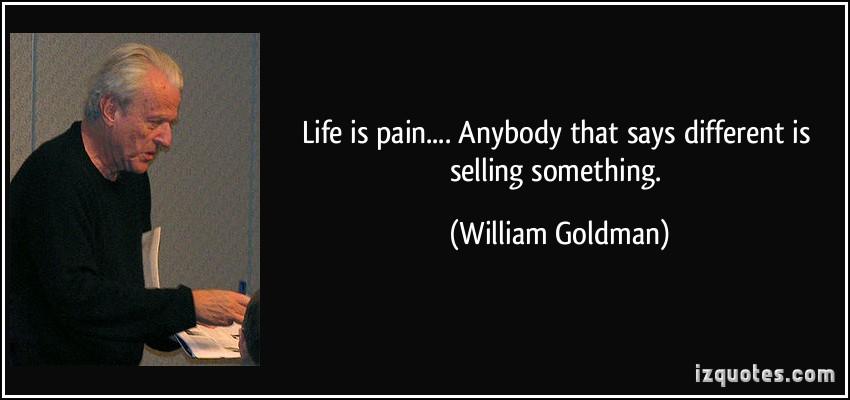 William Goldman's quote #1