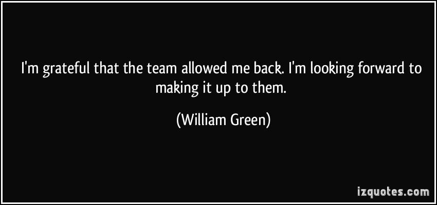 William Green's quote #2