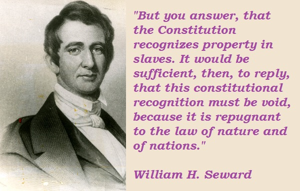 William H. Seward's quote #3