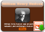 William Henry Hudson's quote #2