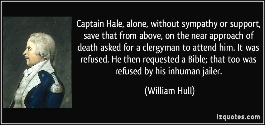 William Hull's quote #1