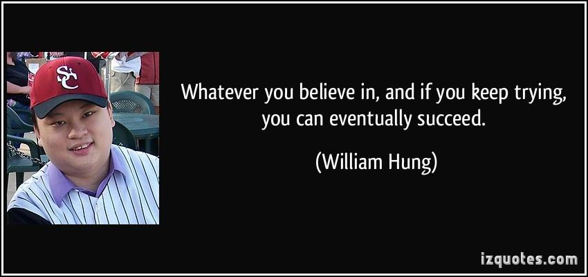 William Hung's quote #4