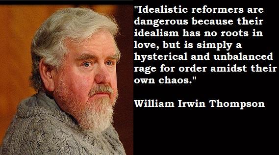 William Irwin Thompson's quote #2