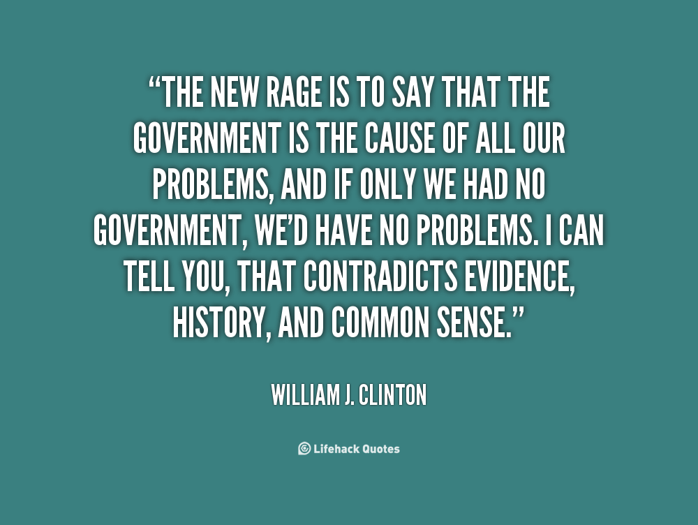 William J. Clinton's quote #8