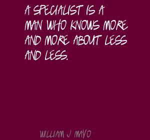 William J. Mayo's quote #2