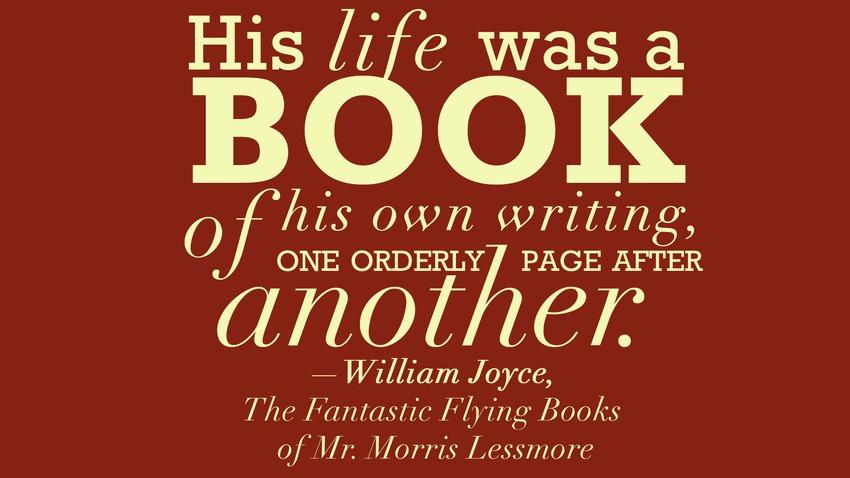 William Joyce's quote #1