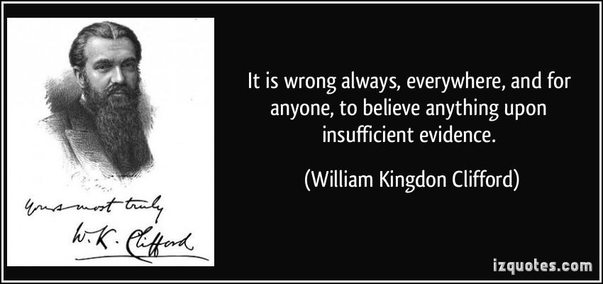 William Kingdon Clifford's quote #7