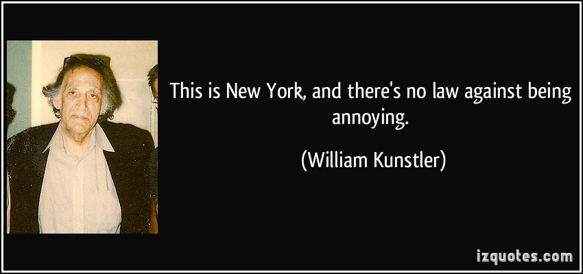 William Kunstler's quote #1