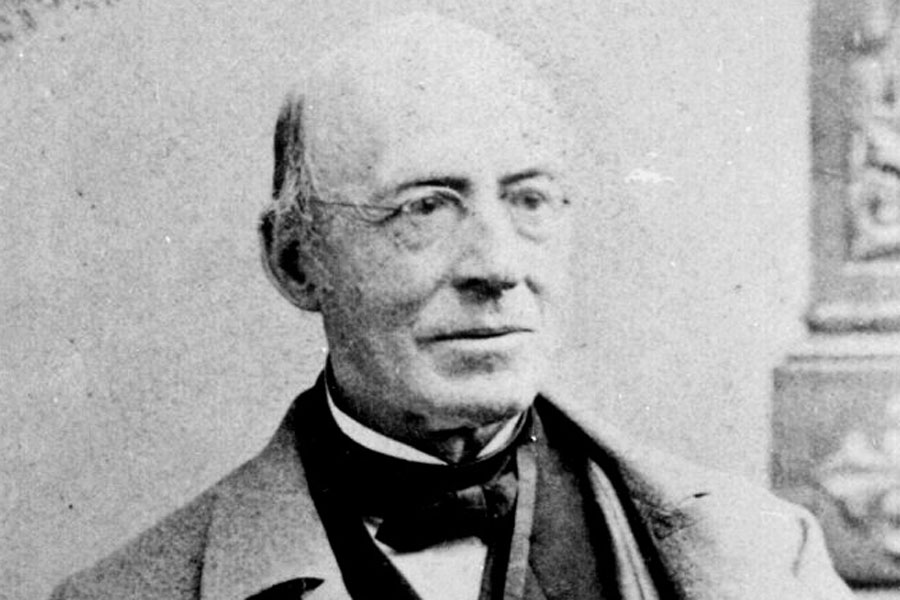 William Lloyd Garrison's quote #1