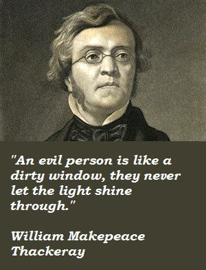 William Makepeace Thackeray's quote #7