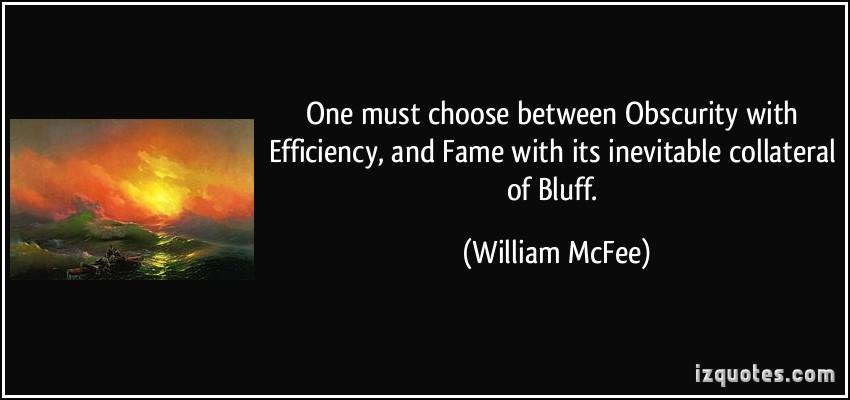 William McFee's quote #2