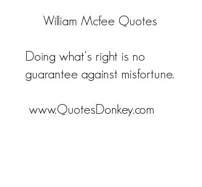 William McFee's quote #1