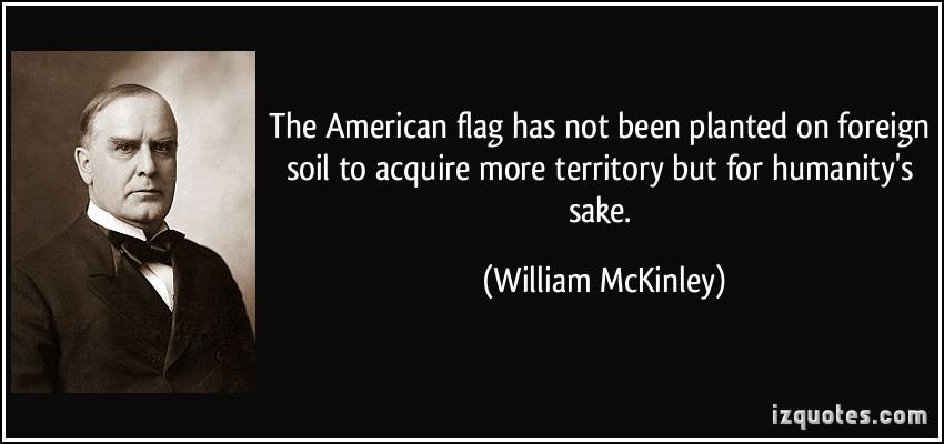 William McKinley's quote #2