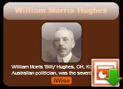 William Morris Hughes's quote