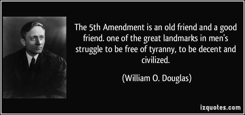 William O. Douglas's quote #6
