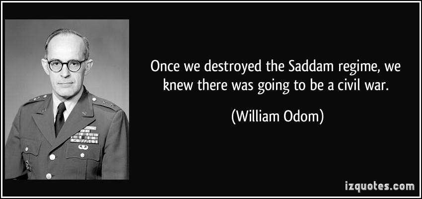 William Odom's quote #6
