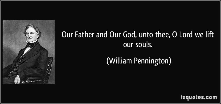 William Pennington's quote #1