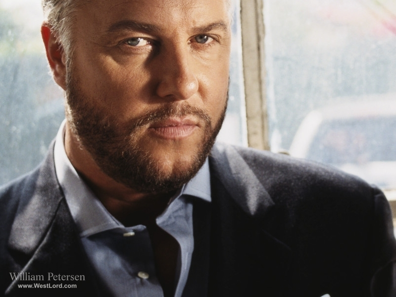 William Petersen's quote #1