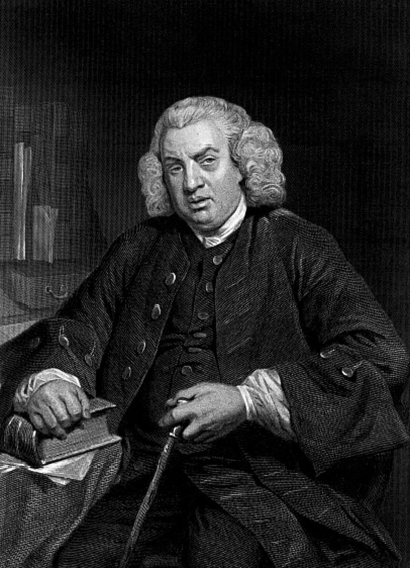 William Samuel Johnson's quote #1