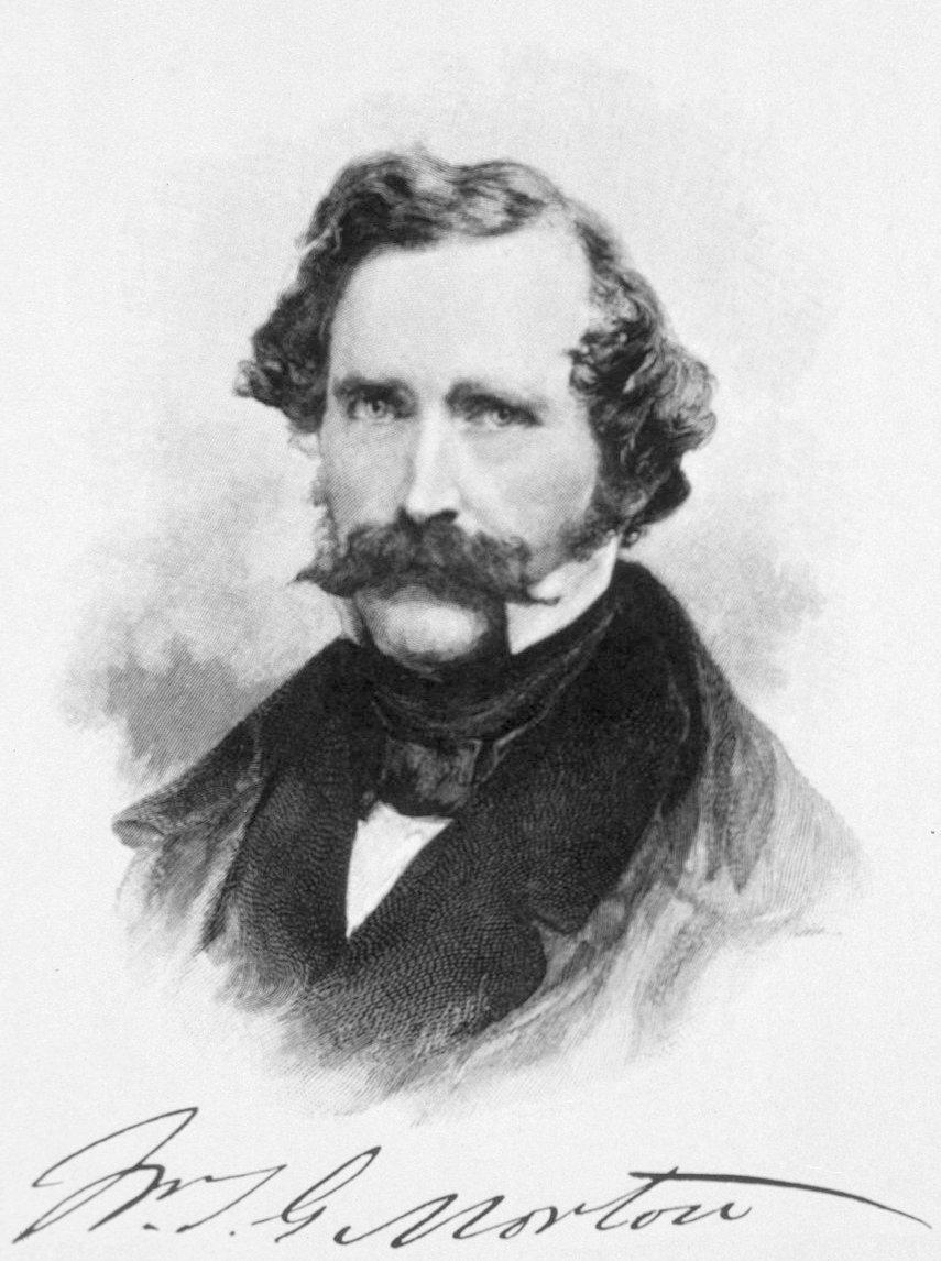 William Thomas Green Morton's quote
