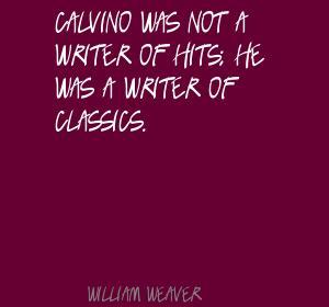 William Weaver's quote #1