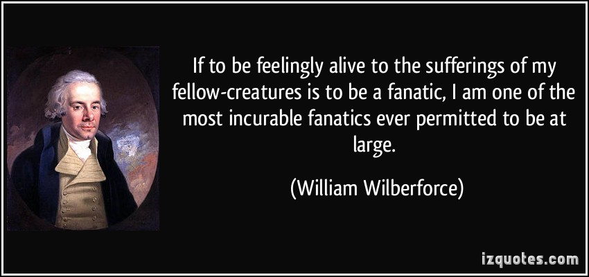 William Wilberforce's quote