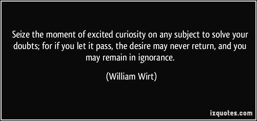 William Wirt's quote #1