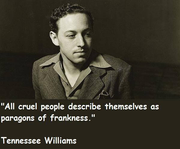 Williams quote #1