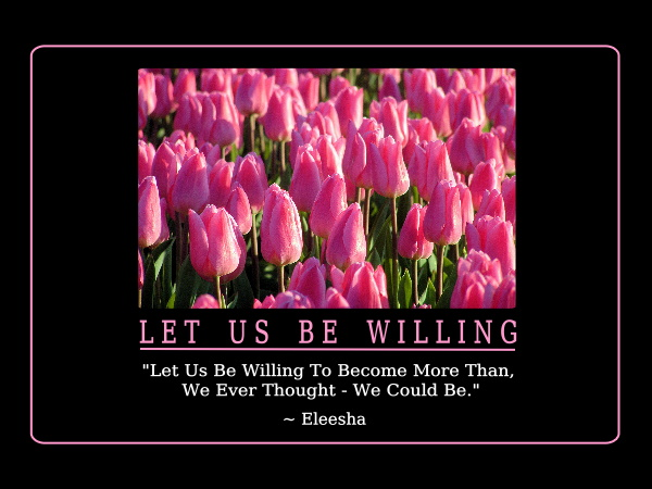 Willing quote #3