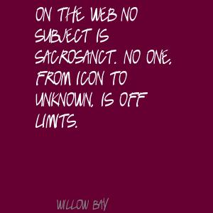 Willow Bay's quote #2