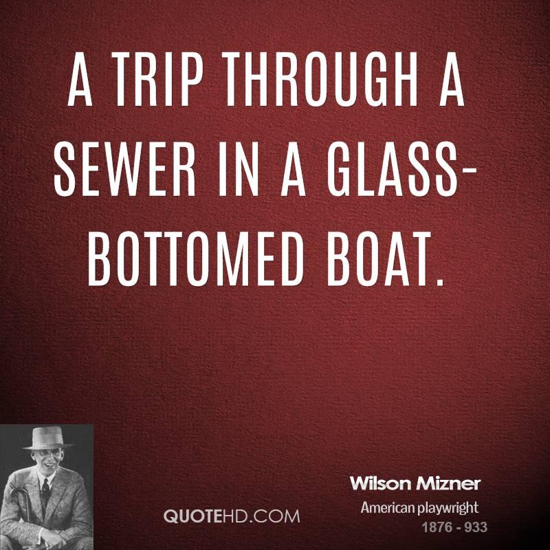 Wilson Mizner's quote #4