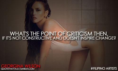 Wilson quote #1