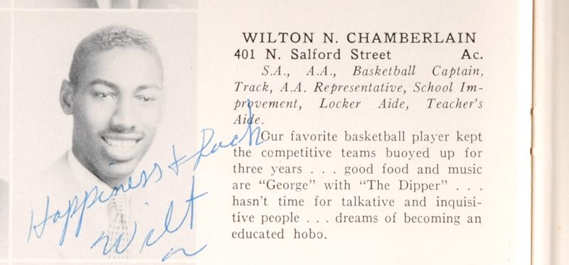 Wilt Chamberlain's quote #3