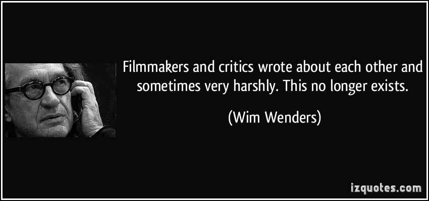 Wim Wenders's quote #1
