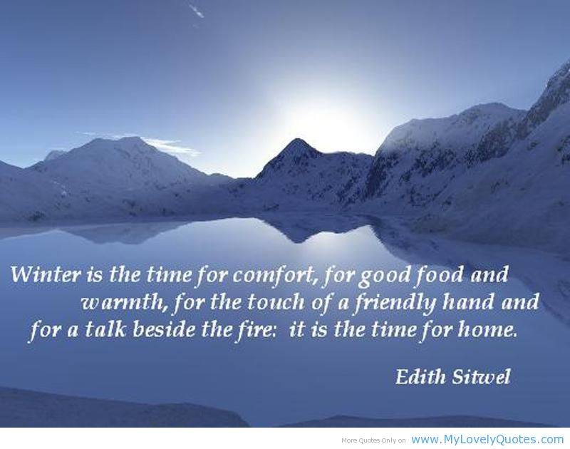 Winter quote #4