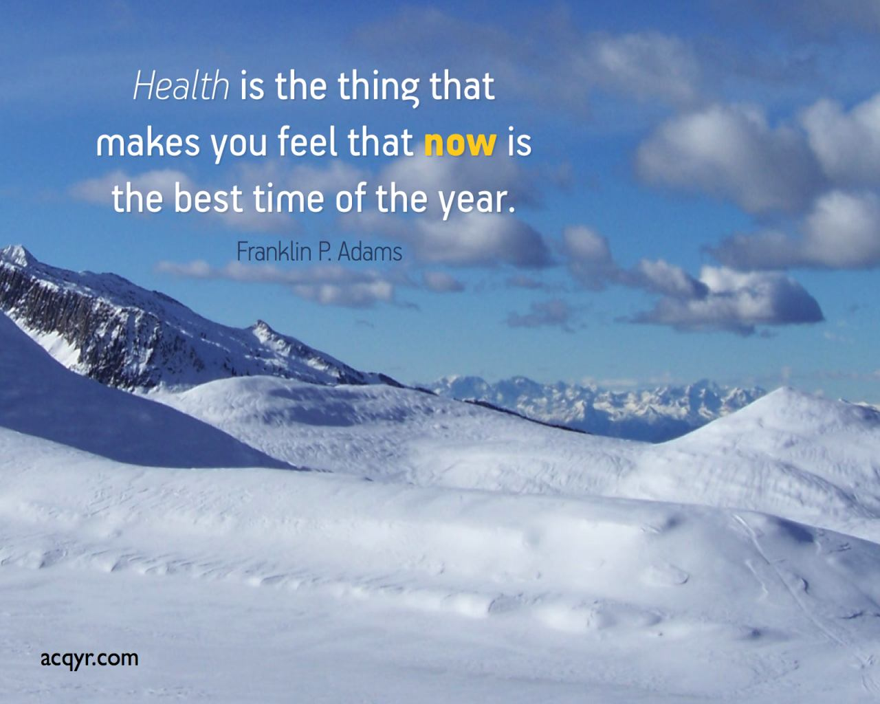 Winter quote #2