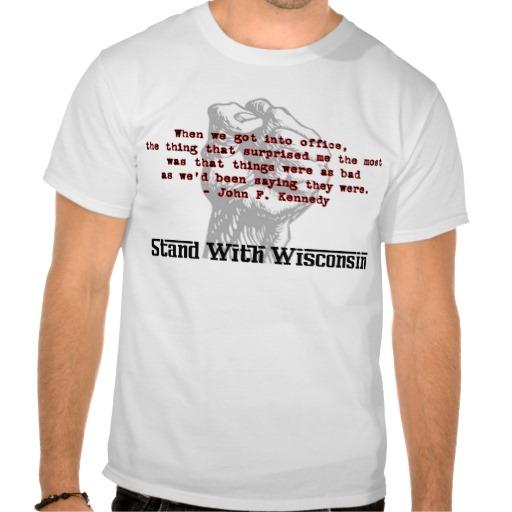 Wisconsin quote #1