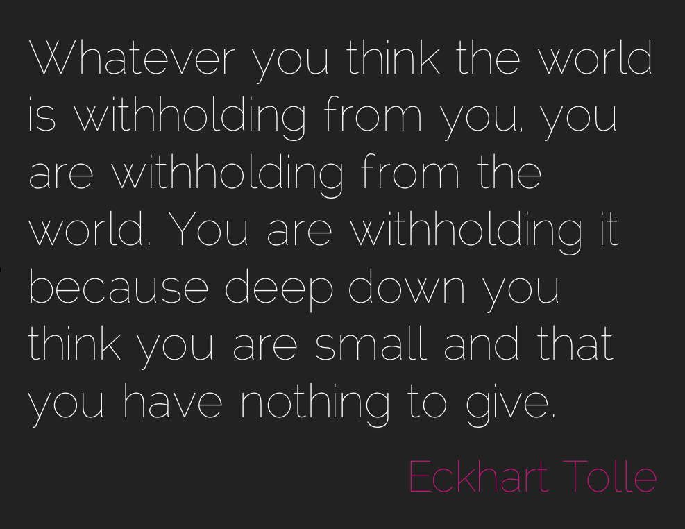 Withholding quote #1