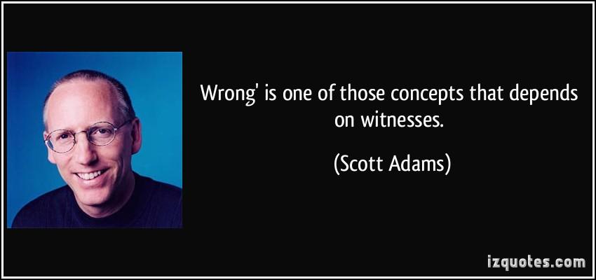 Witnesses quote #1