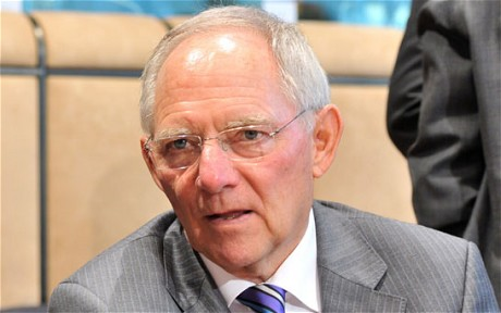 Wolfgang Schauble's quote #6