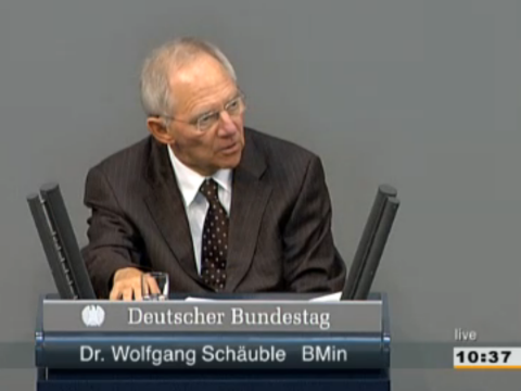 Wolfgang Schauble's quote #8